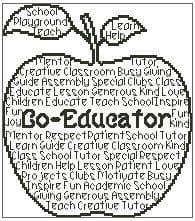 Co-Educator In Words