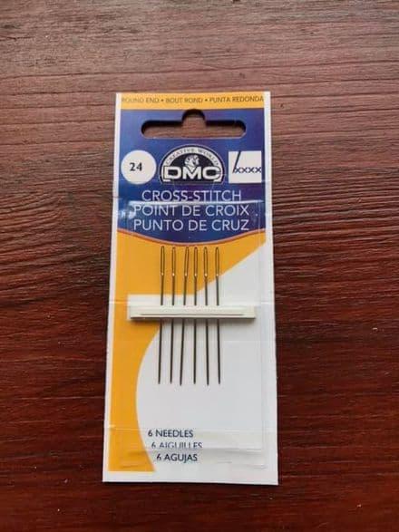 DMC Needles - Size 24