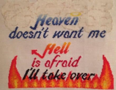 Heaven Doesn't Want Me