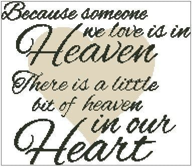 Heaven in our Heart