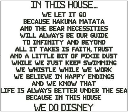 In This House - Disney
