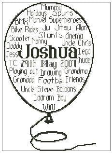 Joshua's Balloon
