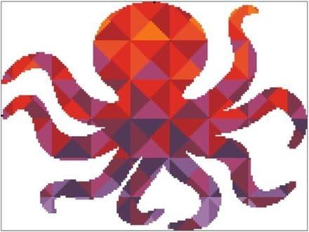 Kaleidoscope Octopus
