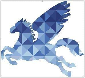 Kaleidoscope Pegasus