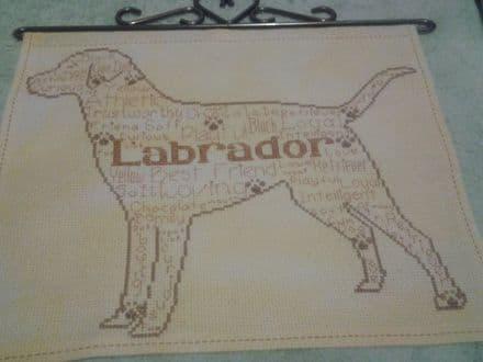 Labrador In Words