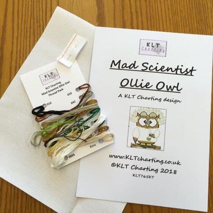 Mad Scientist Ollie Owl Full Kit