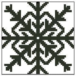 Mini Snowflake