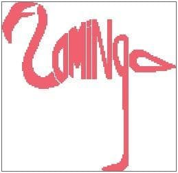 Say What You See - Flamingo