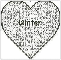 Seasons - Winter In Words
