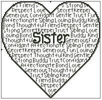 Sister In Words