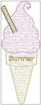 Summer In Words