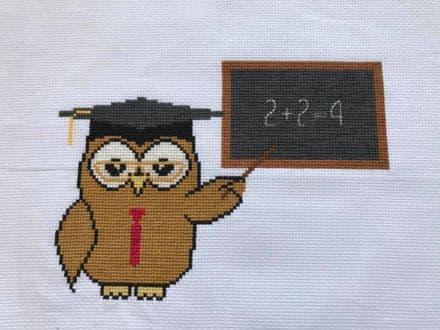 Teacher Ollie Owl
