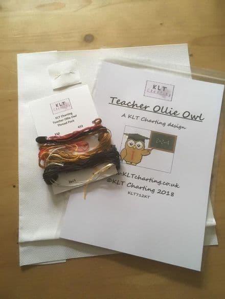 Teacher Ollie Owl Full Kit