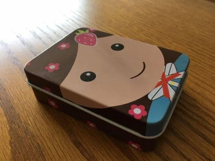 Travel Tin - Little Girl
