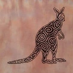 Tribal Kangaroo