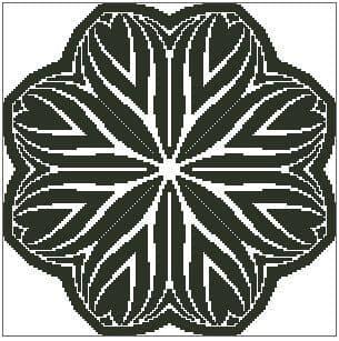 Tulip Mandala