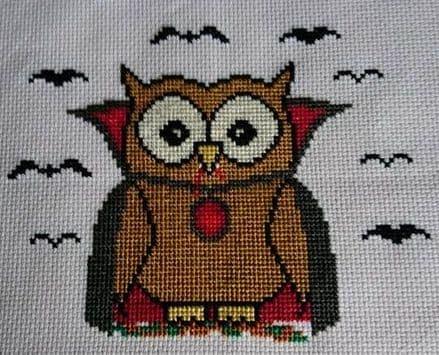 Vampire Ollie Owl