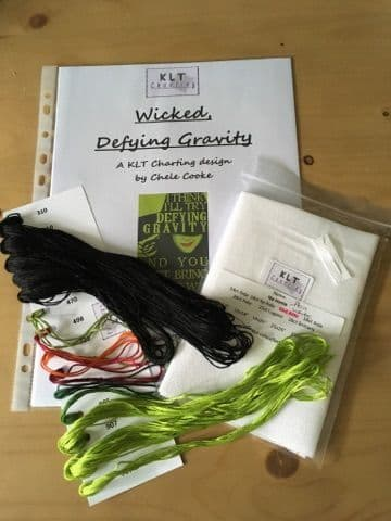 Wicked, Defying Gravity Full Kit