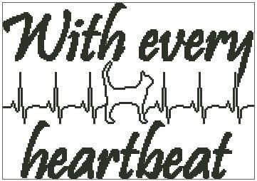 With Every Heartbeat - Cat