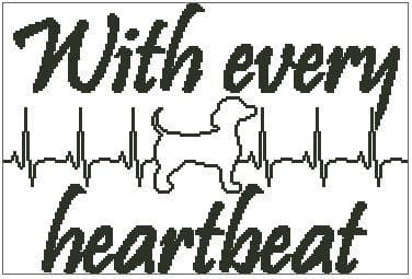 With Every Heartbeat - Dog