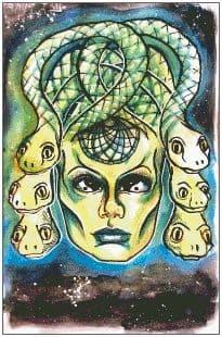 Zen Medusa