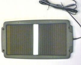 12V Solar Auto Charger 2.4W