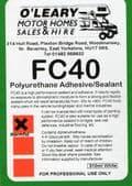 O'Learys FC40 (Box Of 12)