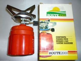 ROUTE 2000 CAMPING PICNIC STOVE OXYFIRE
