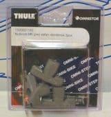 Thule/Omnistor Nutknob M6 Grey Safari Residence 3pcs 1500601182