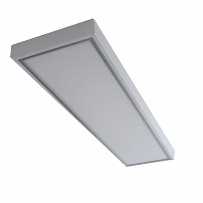 24 Watt Surface Mount LED Ceiling Panel Light