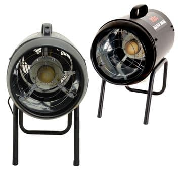 Industrial Portable Gas Forced Space Heater 20KW