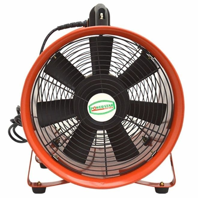 Industrial Portable Ventilation Fan