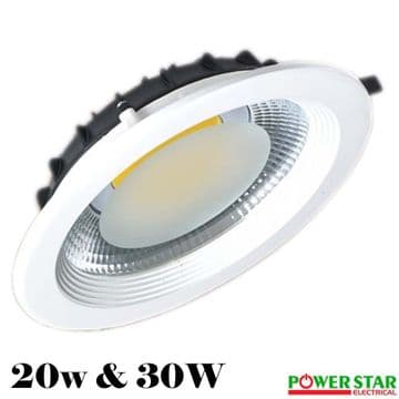 LED COB Ceiling Light Recessed Downlight