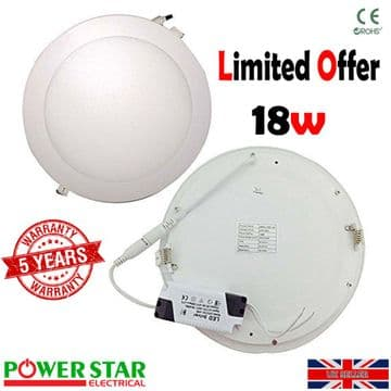 LED Round Recessed Ceiling light ultra slim