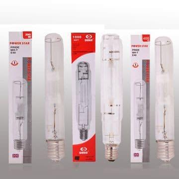 Metal Halide Lamp Tubular Fitting Bulb E40