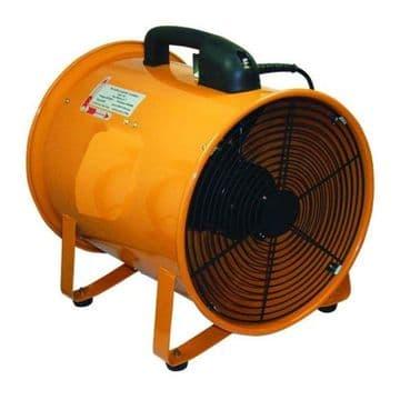 New Portable Ventilator Axial Blower Workshop Extractor Fan