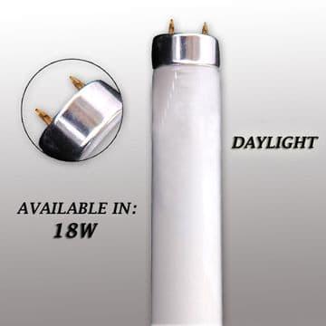 Pack of 25 T8 Fluorescent Day Light Tube 18W