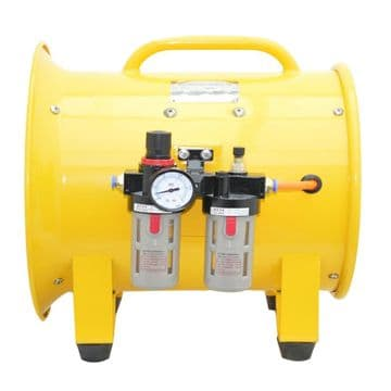 PNEUMATIC Explosion Proof Portable Ventilation Fan