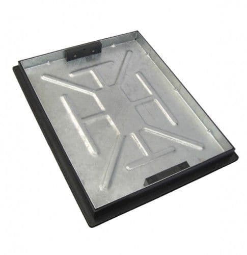 Clark Drain Recessed Manhole Cover - 600 x 450 x 46mm CD790R/46