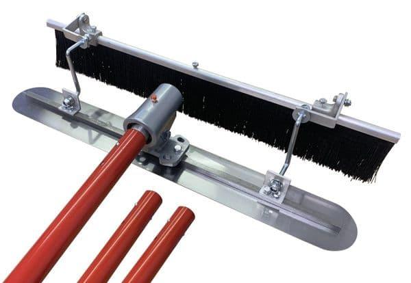 Concrete Broom & Fresno Kit 3ft or 4ft Options