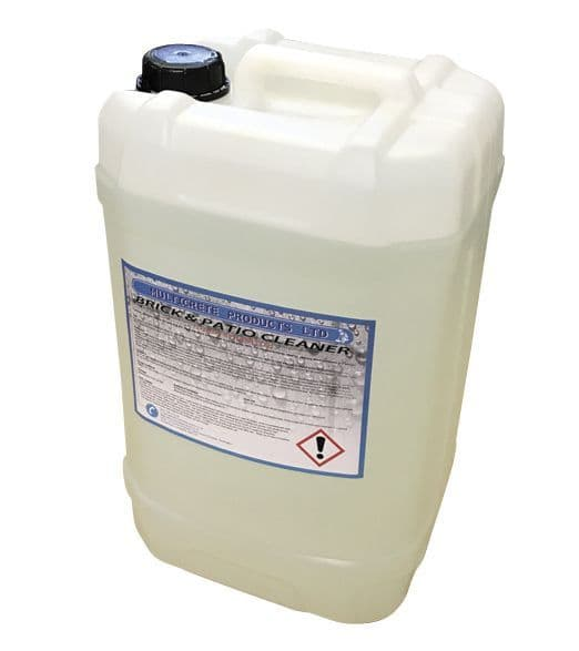 Hydrochloric Acid/Brick and Patio Cleaner High Strength (25Ltr)