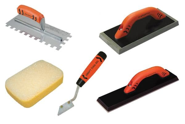 Kraft - Professional Tiling Starter Kit
