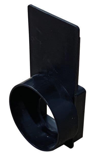 Multicrete Drain 2 Main® Channel  End Cap with Spigot