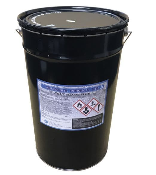 Roofing Felt Adhesive 5 or 25L
