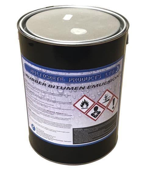Rubber Bitumen Emulsion - 5L
