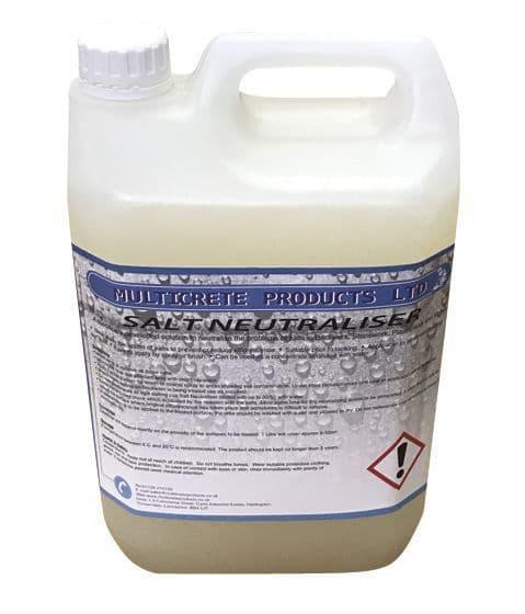 Salt Neutraliser Available in 1ltr or 5ltr