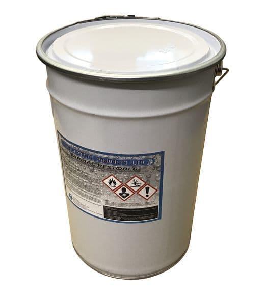 Tarmac Restorer Paint (Black) - 20L