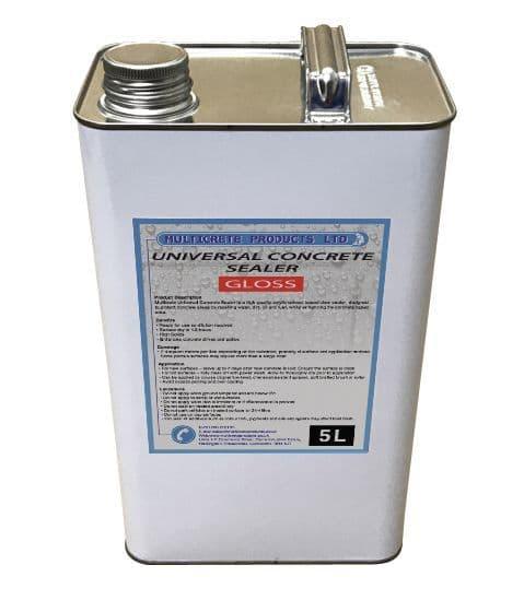 Universal Concrete Sealer - Gloss (5Ltr)