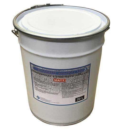 Universal Concrete Sealer - Matt (20Ltr)