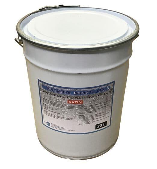 Universal Concrete Sealer - Satin (20Ltr)